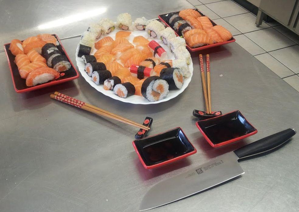 Gryglewicz i Stachi (Sushi)